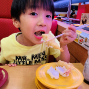「息子です。」▶ごはん彩々「お米を食べている笑顔写真」募集!/第2弾の投稿画像