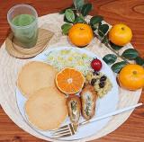 口コミ記事「refataリファータフルーツと野菜のおいしい青汁朝食にプラスして栄養バランスバッチリ!」の画像