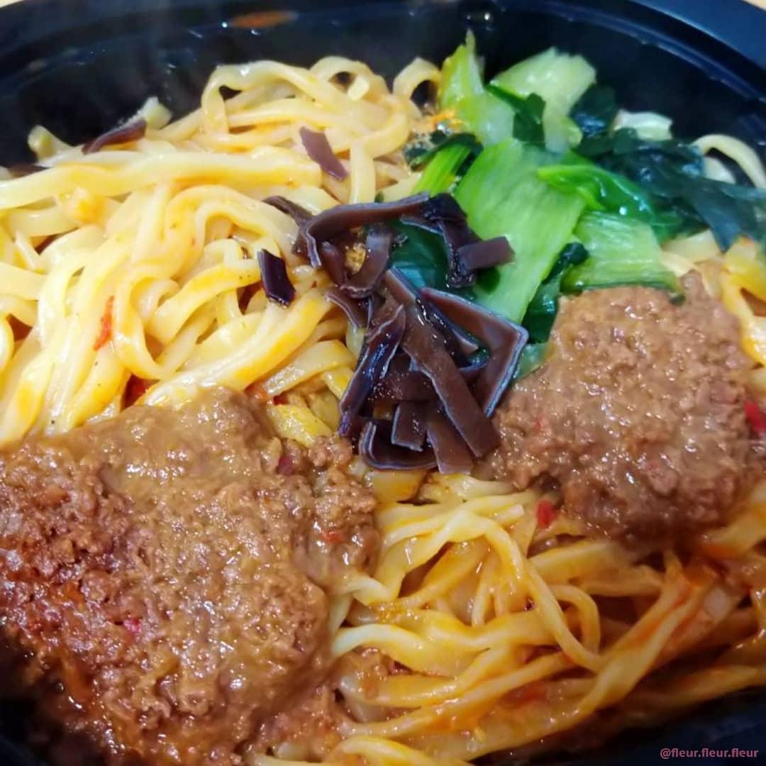 「お皿がいらない」シリーズ 汁なし麺2種の口コミ:Fleurさんの画像