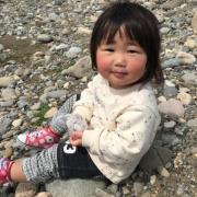 「娘」▶ごはん彩々「お米を食べている笑顔写真」募集!/第2弾の投稿画像
