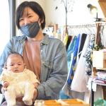 大好きな雑貨屋さんにて🌷神戸市中央区地下鉄大倉山駅すぐの#okayulaboさん٩(๑´3`๑)۶店主のカメラマンさんに撮っていただきました📸息子の初めてのプロによる写真撮影です❤…のInstagram画像
