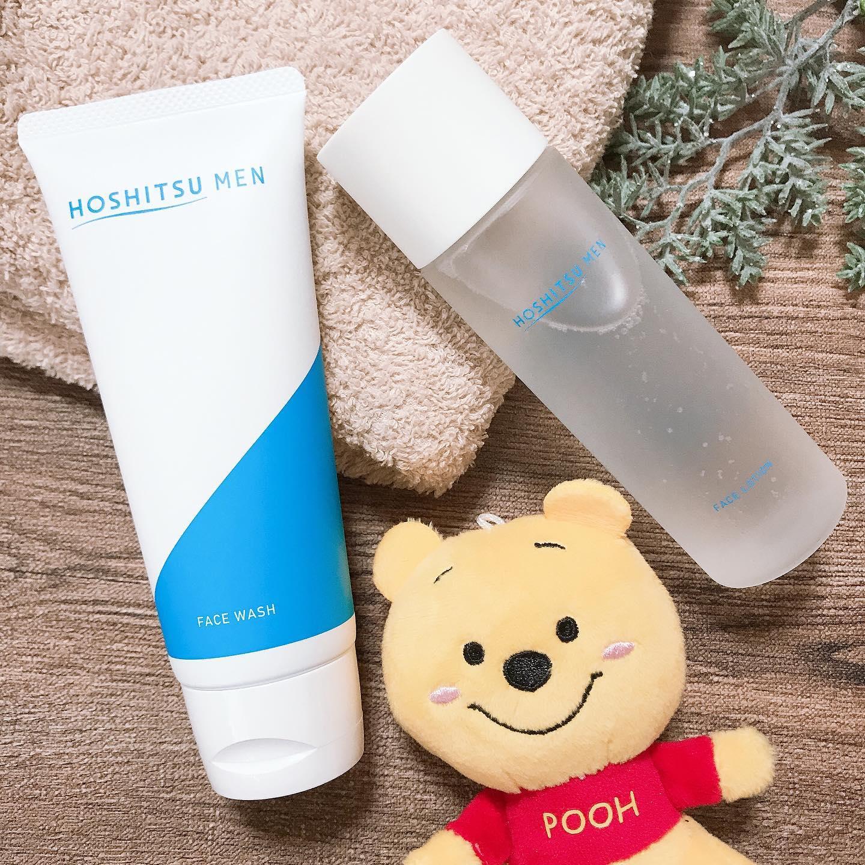 口コミ投稿:今回ご紹介するのは、乾燥肌、敏感肌のためのメンズスキンケア ブランド「ホシツメン…