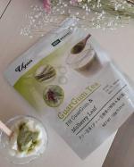 vganさんの「グァー豆茶」をお試ししました。水溶性食物繊維がたっぷりと含まれる、ノンカフェイン茶だそう。☆毎日すっきりしたい方☆肌荒れなどが気になる方☆季節の変り目に体調の変…のInstagram画像