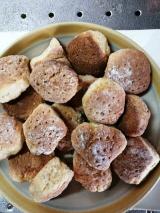 「ローズヒップ入りしょうが湯で、簡単パンを作ってみました~☆」の画像(4枚目)