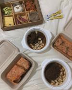 .今日のご飯🤎すっごく美味しくてほんと、美味しかった🤤不足しがちなビタミンCはハイ・ゲンキCでチャージしました🍋スティック状だから持ち運びにも便利!!・…のInstagram画像