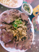 今日の料理★ 氷温熟成牛【ネギレモン塩牛タン】の画像(4枚目)