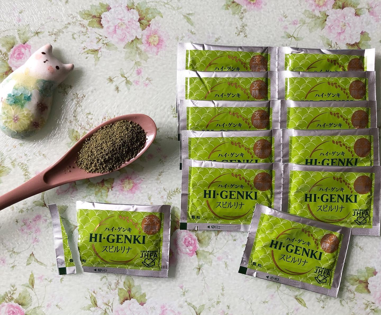 口コミ投稿:玄米と麹菌の発酵パワー酵素が手軽に摂れる#玄米酵素#ハイゲンキスピルリナ  をお試…