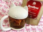 ルイボスティーはたまに飲むけど、こちらはルイボスティーの中でも、オーガニック認証を取得した最高級グレードの茶葉を100%使用らしい!美味しい(❁´ω`❁)パックも大きめなので3杯くらい…のInstagram画像