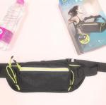 ラン&サイクルポーチ 𓂃𓈒 𓂂ㅤㅤㅤㅤㅤㅤㅤㅤㅤㅤㅤㅤㅤ歩く時、走る時にすごく便利!荷物をいれても重くなくてよかった☺️黒バッグでかっこいいのも好き。ㅤㅤㅤㅤㅤㅤㅤㅤㅤㅤㅤㅤㅤ…のInstagram画像