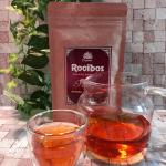 TIGERプレミアムルイボスティー南アフリカで化学薬品や農薬を一切使わずに栽培されたルイボスティーは日本茶の製法「遠赤焙煎」で作られているとのことです。私は水出しで飲んでみました。…のInstagram画像