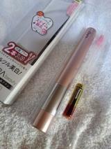 1回目 音波振動歯ブラシ「IONPA Beauty 」ピンクゴールドを使ってみました♪ の画像(2枚目)
