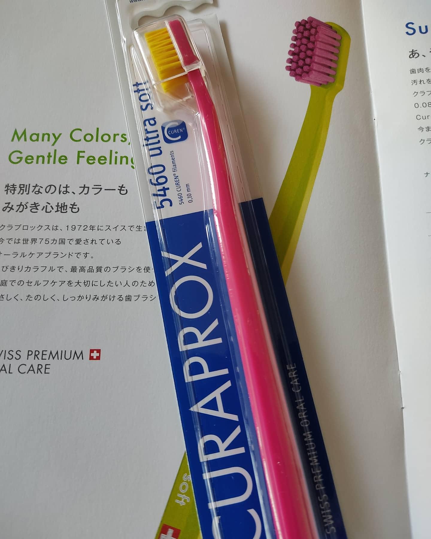口コミ投稿:#クラプロックス #クラプロックス使ってみた #天使の歯ブラシ #monipla #curaprox_fa…
