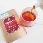 タイガー「プレミアムルイボスティー」をお試しさせていただきました!(凄く美味しかった)オーガニック認証を取得した最高級グレードの茶葉を100%使用した、オーガニックルイボスティー♡…のInstagram画像