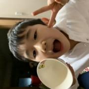「完食」▶ごはん彩々「お米を食べている笑顔写真」募集!/第2弾の投稿画像