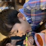 「いくら丼」▶ごはん彩々「お米を食べている笑顔写真」募集!/第2弾の投稿画像