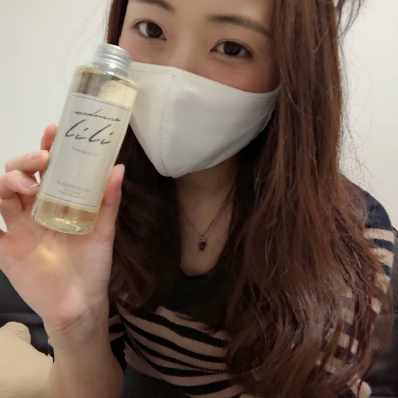 口コミ投稿:MADONNA LILIBotanical Oil  グリーンフローラルフルーティーの香りがすごくいい…
