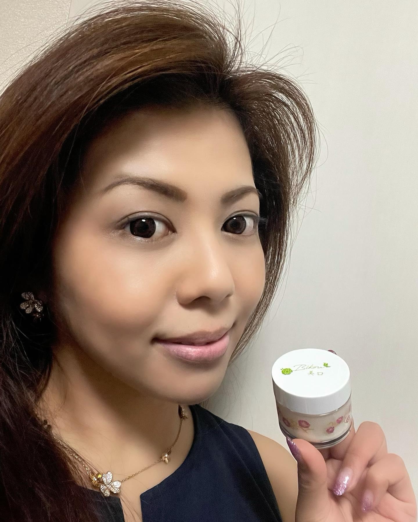 口コミ投稿:口元用エイジングケア美容バーム『BIKOU-美口-』を使ってみました♬年齢肌が気に…