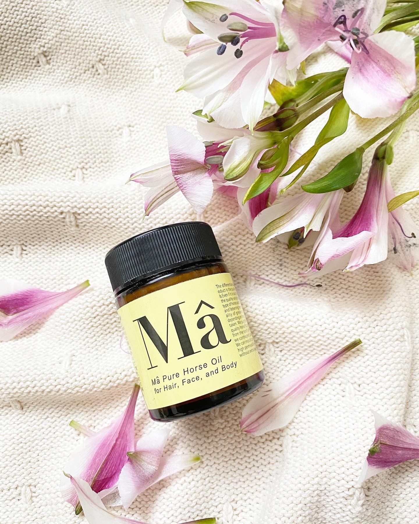 口コミ投稿:Ma 美容保湿クリーム自然由来成分(馬油、ミツロウ、レモングラス油)しか配合してい…