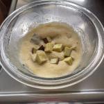 今日のご飯朝食・おりはさん(@oriha1234 )のさつまいもおから蒸しパン・しめじのチーズ蒸し・ごはんさつまいもおから蒸しパン!半量で作りました!さつまいもとおから…のInstagram画像