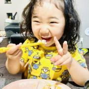 「おーいしい」▶ごはん彩々「お米を食べている笑顔写真」募集!/第2弾の投稿画像