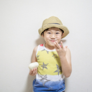 「一番大好きなのは…塩むすび!!」▶ごはん彩々「お米を食べている笑顔写真」募集!/第2弾の投稿画像