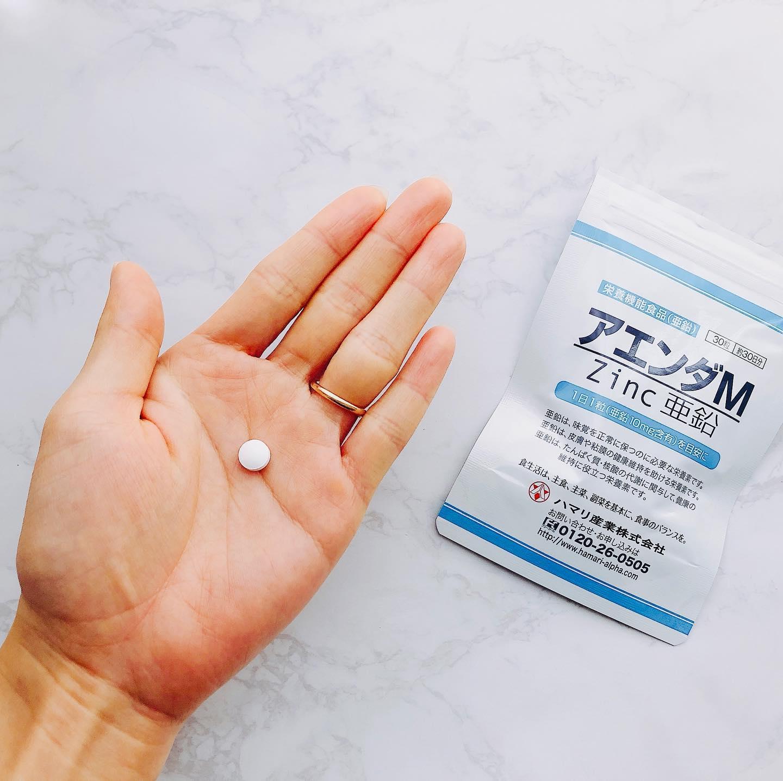 口コミ投稿: 日本で初めて亜鉛製剤の医薬品を作ったハマリの亜鉛サプリ🇯🇵健康や味覚など意外と…