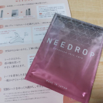 NISSHAさんのマイクロニードル化粧品「NEEDROP」をお試しさせていただきました😊ヒアルロン酸やコラーゲンなどの美容成分を0.1mmレベルの極細のニードル(針)状に成型したパッチです。…のInstagram画像