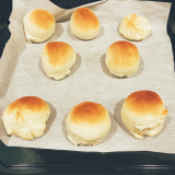 今日の晩ご飯は手作りミニハンバーガーの画像(4枚目)