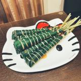今日のお昼ご飯はかっぱ寿司の画像(2枚目)