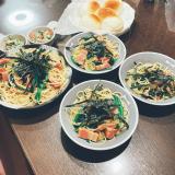 今日のお昼ご飯はかっぱ寿司の画像(3枚目)