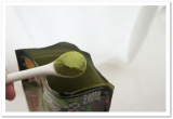 「高級な抹茶を低価格で手軽に楽しむ☆玉露園*濃いグリーンティー*」の画像(2枚目)