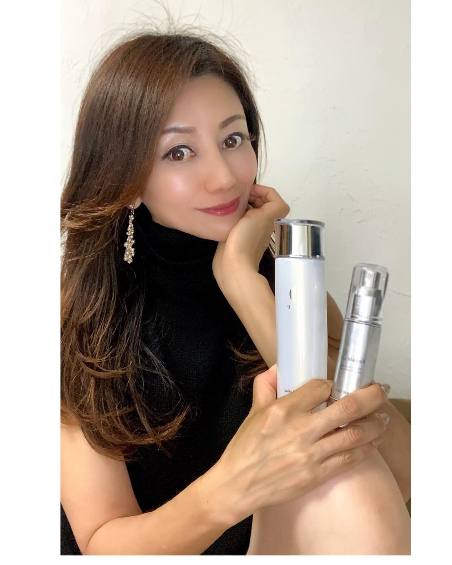 口コミ投稿:こんにちは☺️いつも愛用している化粧品@risou_official 化粧水と美容液リペアローシ…