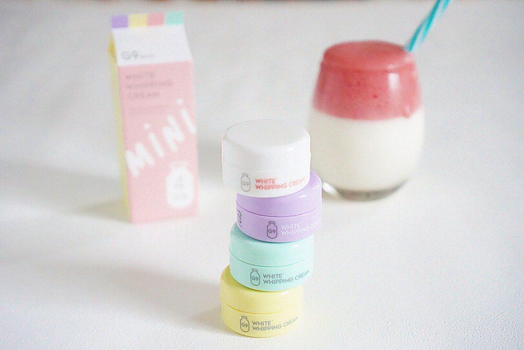 口コミ投稿:・・イエベ・ブルベ自由自在!人気のウユクリーム(牛乳クリーム)から数量限定発売♪・…