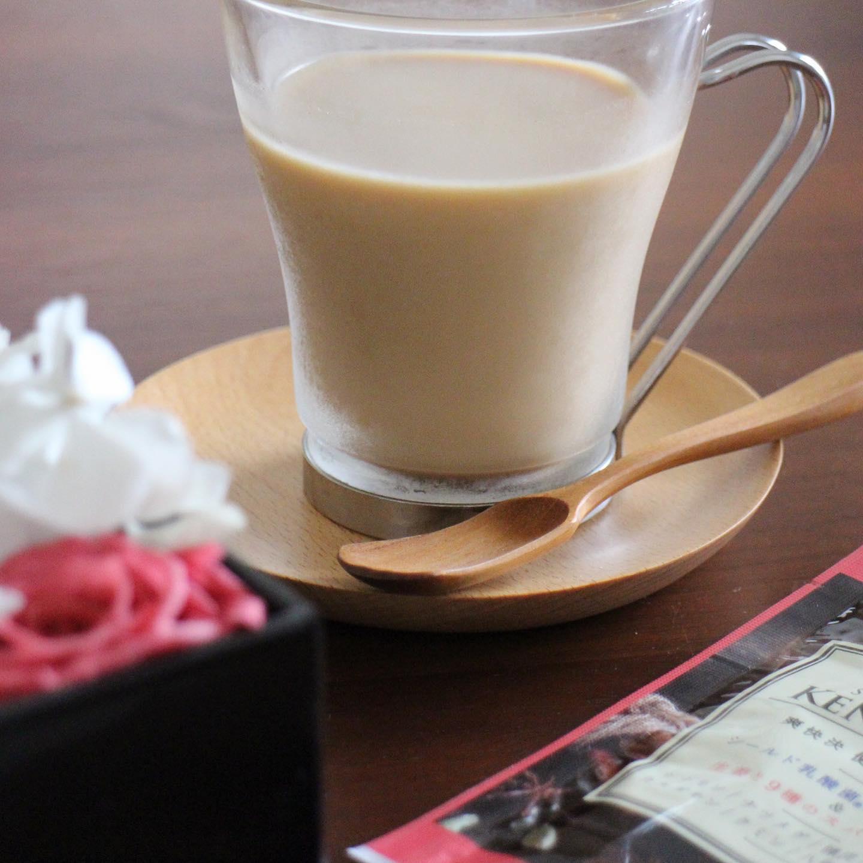 口コミ投稿:佐藤薬品工業さまの健美チャイをモニターさせていただきました・・健美チャイ1袋をお…