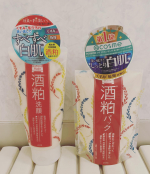 ..pdc酒粕洗顔⇨ 熊本県河津酒造の酒粕から抽出した、オリジナルの酒粕エキスを配合☺︎ 阿蘇の酒米を中心に国産米を精米し、阿蘇の湧水と熊本酵母(協会9号酵母)を使って…のInstagram画像