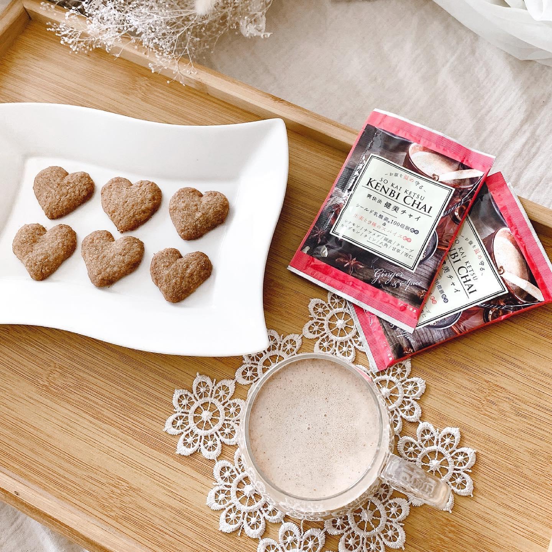 口コミ投稿:❁捏ねない!伸ばさない!洗い物なし!簡単クッキーの作り方✍💕・【 材料 】︎︎︎︎☑︎強力…