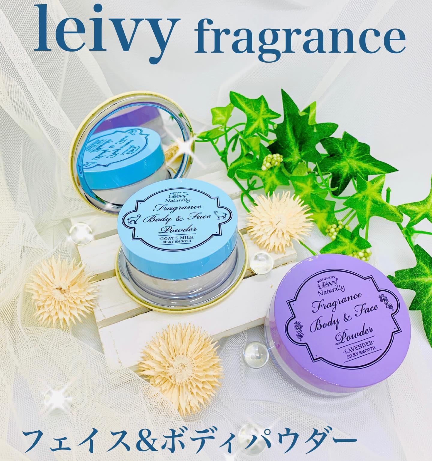 口コミ投稿:..Leivy fragrance【レイヴィーフレグランス    ボディ&フェイスパウダー】.♦︎ゴ…