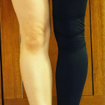 履くだけで引き締め&温活効果があるレギンス👍✨独自の多段階着圧と医療用レベルの圧迫パワーで、リンパのめぐりやむくみをサポートしてくれます😃しかも実際履いてみると、しっかりむくみケアしてくれ…のInstagram画像