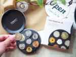 見た目はシンプルなのに、硬貨ごとに収納可能な#アルミラウンドコインケース 。紙幣は入りませんが、500円~1円玉まで各6枚ずつ収納出来る(1つは100円or10円が入るフリースペース)ので、満…のInstagram画像