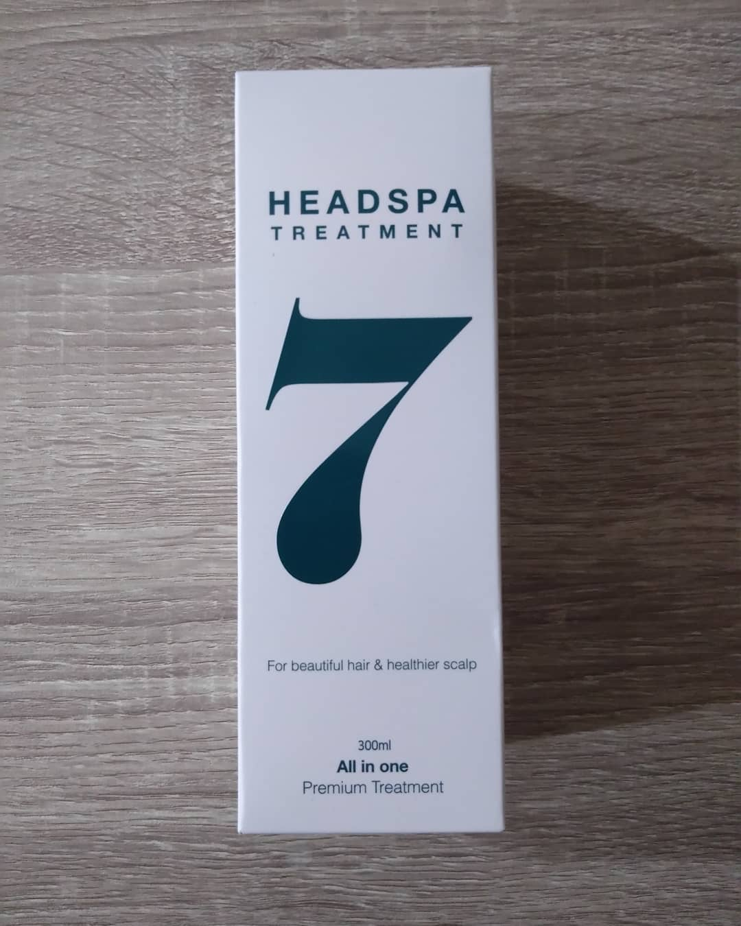 口コミ投稿:ヘッドスパセブン トリートメント7秒で実感できる頭皮のためのトリートメントです🌼…