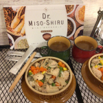 「Dr.味噌汁」と釜飯で、ヘルシーなキャンプ飯。美味しい!😋👍It's a healthy camping dish with のInstagram画像