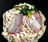休みの日のお昼ごはん。【お水がいらない 横浜家系ラーメン】の画像(4枚目)