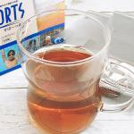 """夏になると特に飲みたくなる麦茶!普段は""""麦茶""""っていう表記だけを見て商品選びしてたみたいな感じなんだけど、今回は""""どんな麦茶なのか""""を重視して選んでみました。今回飲んだのはお子さんをおもち…のInstagram画像"""
