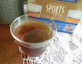 【1828】アミノ酸配合!甘くないスポーツ飲料「すぽーつ麦茶」②の画像(1枚目)