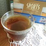 スクスクのっぽくんの「すぽーつ麦茶」、毎日飲んでいます!  ここのところ、毎日作っています!香ばしくて美味しいんですよね。スポーツ飲料だということは忘れそうなぐらいです。 …のInstagram画像