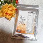 中山式産業株式会社様よりmagico マルチビタミン&マルチミネラル お試しさせて頂きました💕13種類のビタミンと12種類のミネラルをバランスよく配合したマルチサプリメントです。普段の…のInstagram画像