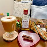 「【グルメ】自家製キットカットとスコティッシュコーヒー!」の画像(1枚目)