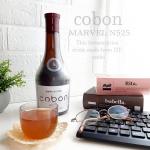 *1950年から伊豆で酵母ドリンクを製造・販売している第一酵母さんのcobon(コーボン)朝のルーティーン毎朝の1杯続けています✼••┈┈┈┈┈┈┈…のInstagram画像