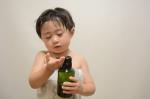..愛用のシャンプー ⚐ˎˊ˗....#ハーバルリーフオーガニックシャンプー 🌿 𓂃...赤ちゃんにも使えるからしゅんきちも 使っております 𖡼.𖤣𖥧…のInstagram画像