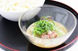 「麺でおいしい食卓「冷汁うどんつゆ」」の画像(1枚目)